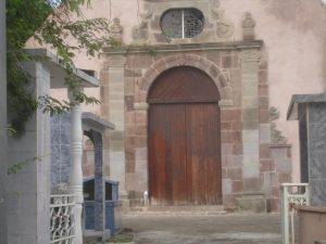 l'église de Vieux-habitants